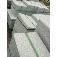 湖南花岗岩石材  芝麻灰路沿石  广场马路用石加工