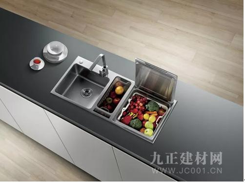 方太水槽洗碗机 打通中国厨房洗碗机安装最后一公里
