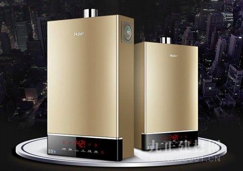 燃气热水器市场电商新格局:中国品牌冲击中高端市场