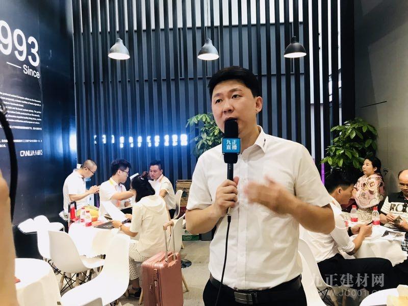 环保新主张 卡利亚全钢定制广州建博会拔头筹