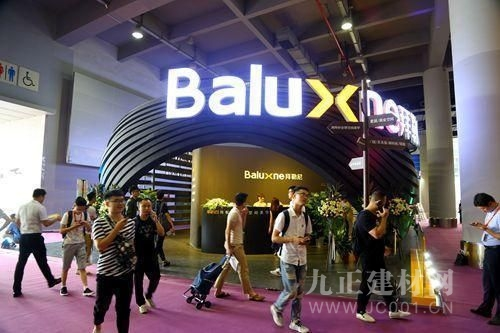用板材诠释空间美学,拜勒尼强势亮相广州建博会