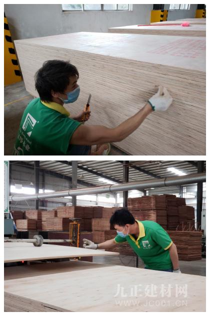 品质之魂,存于匠心——香港汉邦国际集团荣获中国胶合板十大品牌