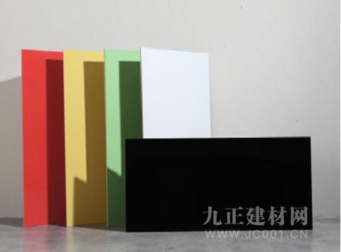 皇磁瓷砖新品掠影:因为禁色,所以出色