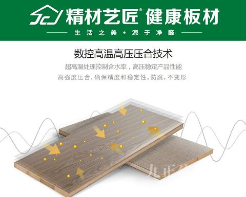 环保家装,中国板材十大品