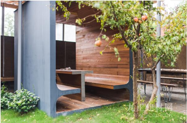 立邦《梦想改造家》用碧丽清水混凝土涂料 完美融合传统和现代建筑风格