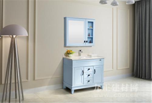 GOBO高宝新款浴室柜外观实用性详解