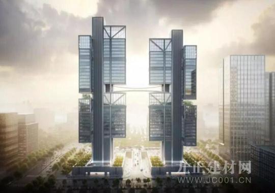 中构可靠楼承板助力深圳大疆天空之城项目