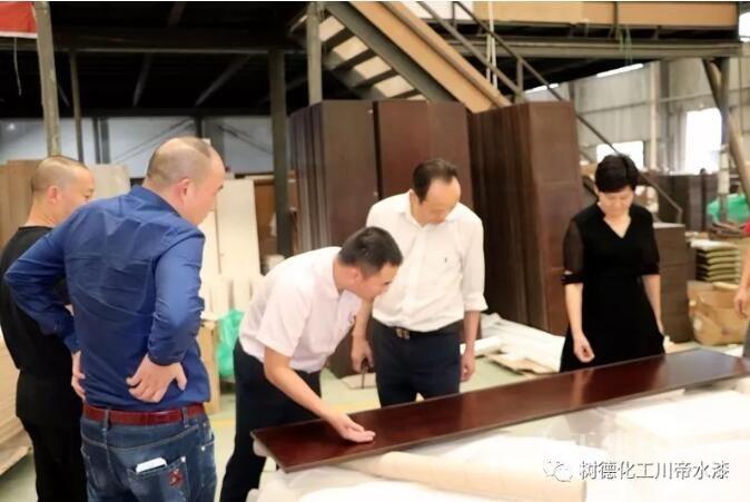 川帝广东总代:内地水性漆技术超越沿海