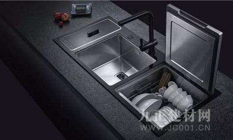 高檔洗碗機,除了洗碗干凈,還要具備這些