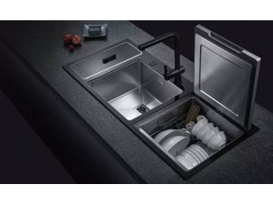 高档洗碗机,除了洗碗干净