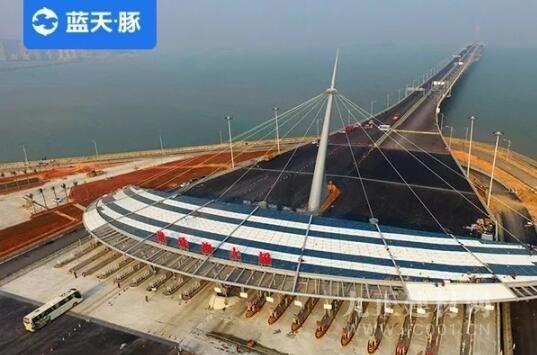 港珠澳大桥正式通车!蓝天豚硅藻泥航空级防火技术助力世界奇迹工程
