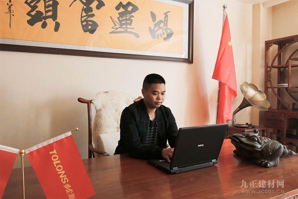 专访多伦斯生产厂长陈总:定制家居进入智能时代?