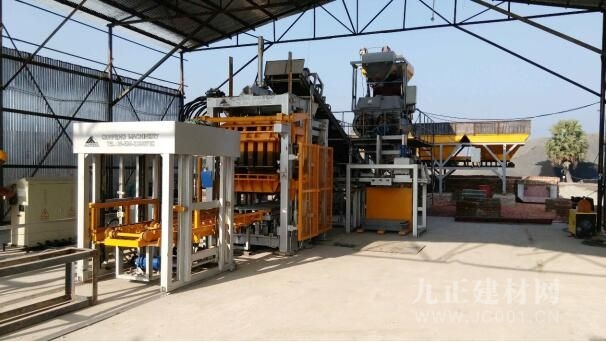 """""""一带一路""""持续深入,群峰机械推动孟加拉制砖产业升级"""