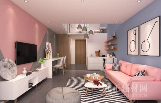 蓝天豚硅藻泥课堂:这些色彩,让冬季家居装修变得更缓和!
