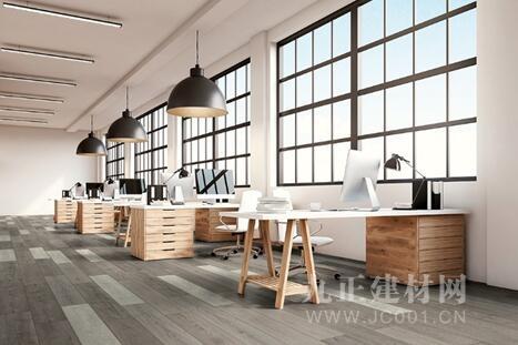 瑞士卢森高级灰木地板,打造家的高级感