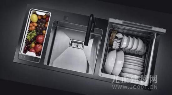方太水槽洗碗机,解放双手,提升生活品质