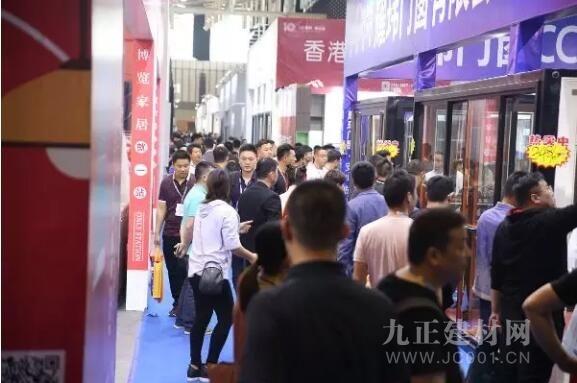 盛况空前丨南京移门博览会,是时候让你现场见识一下真正的实力了......