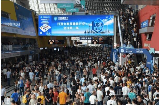 第21届中国建博会(广州)圆满落幕!明年3月上海虹桥,7月广州琶洲与深圳再会!
