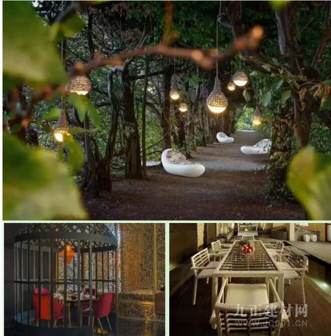 CIFF上海虹桥 | 生活在于房间之外,来这里一站配全装饰户外空间!