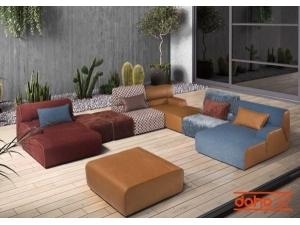 doho沙發新品首次亮相2019年米蘭國際家具展
