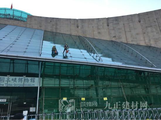 """""""通透""""的重庆中国三峡博物馆,有着这些设计小心思丨乐可力案例"""