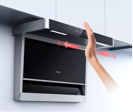 前锋第六代平板双吸烟机,创新引领厨电智能化的迭代