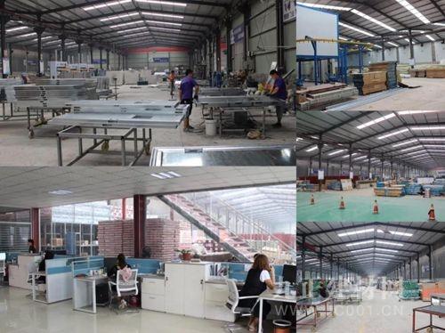 【展商风采】博朗门业助力第十届中国(临朐)家居门窗博览会