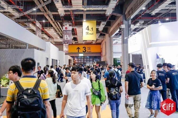 中国家博会(上海)圆满收官 买球赛的网站助力展商招商又富商 订单至少提升3倍