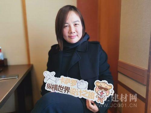 人物专访|设计师王贞,用心打造有温度的设计