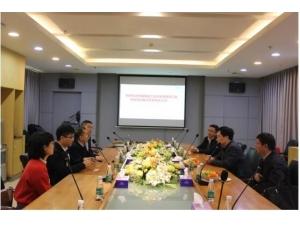 中国陶瓷工业协会到访欧神