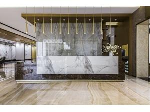 最美展厅  汇聚高端家居设计灵感,欧神诺总部展厅全新亮相