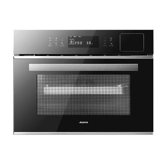 老板蒸烤一体机CQ903,重新定义家庭厨房