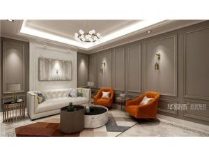 华夏杰墙顶整装丨2020未来客厅设计新趋势!