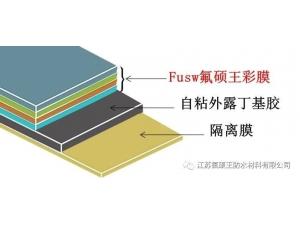 氟碩王防水產品種類及特點