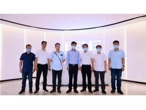 【大牌動態】廣東季華實驗室專家組成員一行到訪億合門窗