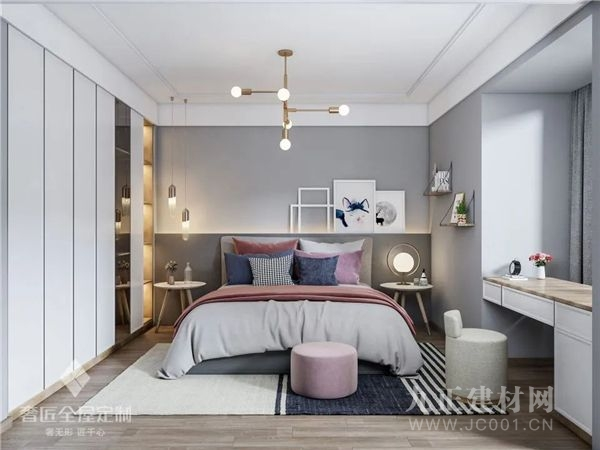 奢匠全屋定制|卧室设计的好,不仅颜值高,睡眠都会变好!