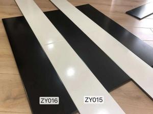 【精品推荐】夏日凉爽地板|康威地板漂亮的黑白互拼及白色梯步来一波