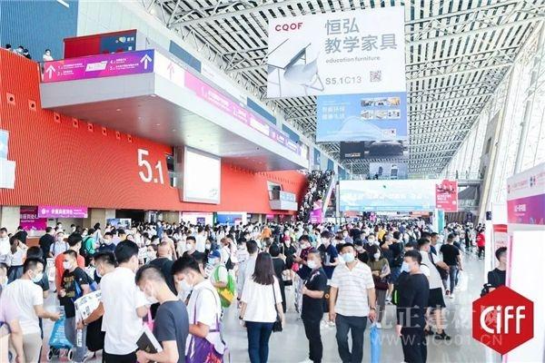 CIFF广州 | 展商:人气之旺超出预期,内销功能进一步凸显