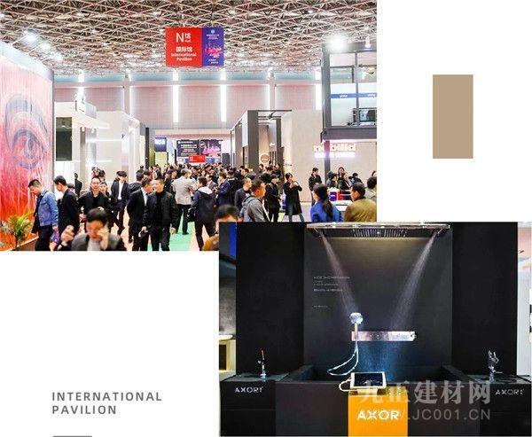 CBD上海虹桥 | 卫浴瓷砖再发力,引领品质家居生活(上)