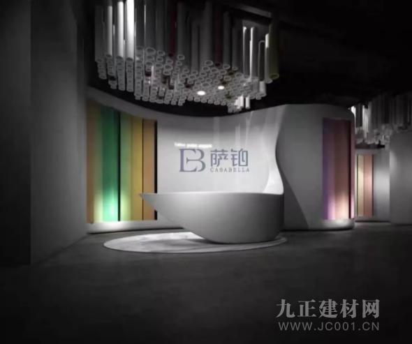 CBD上海虹桥 | 大牌驾到:萨铂国际,提供一体化全屋墙面解决方案,助力健康人居!