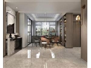 高德瓷砖现代简约风格大户型案例赏析