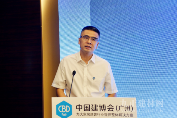 CBD Fair | 而今迈步从头越:第23届中国建博会(广州)展前新闻发布会召开