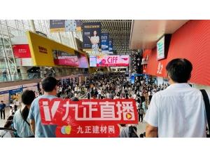 中国建博会(广州)盛大开幕!硬核实力推动行业步入发展新格局