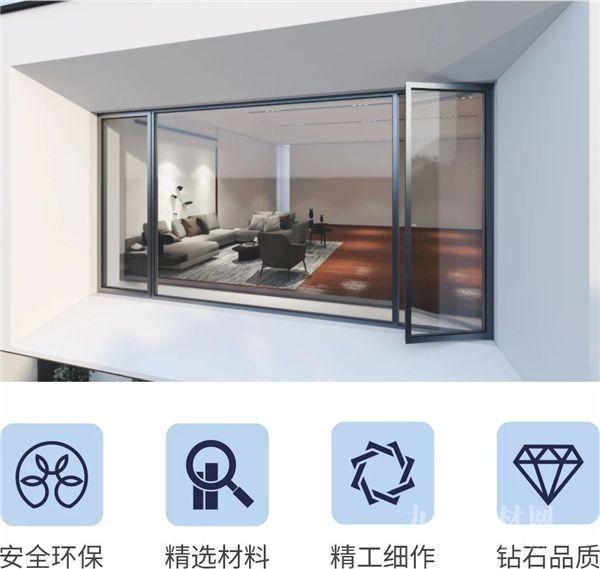 千偌高性能系统门窗六大产品特性