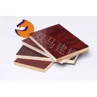 建筑模板江苏省双马12mm酚胶镜面板建筑木模板直供价