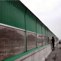 四川高速公路金属声屏障高架桥铝板声屏障隔音网