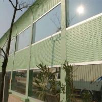 楼顶空调机组隔音声屏障冷却塔降噪隔音屏障板