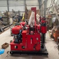 锡探牵引式GXY-2C水井钻机使用说明 井下用勘探钻机