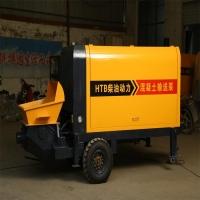 工程用輸送泵容量大小 40型二次結構澆筑泵