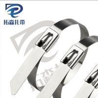 直銷不銹鋼扎帶自鎖式不銹鋼扎帶電力工程不銹鋼捆綁帶5*3